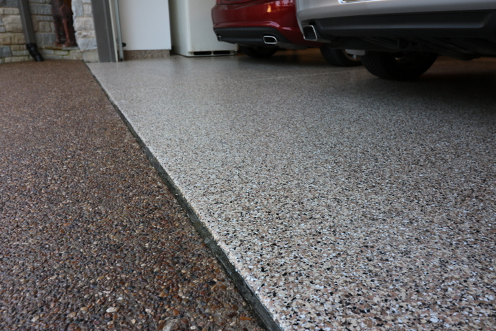 Premium Garage Flooring Orange County Solutions Epoxy