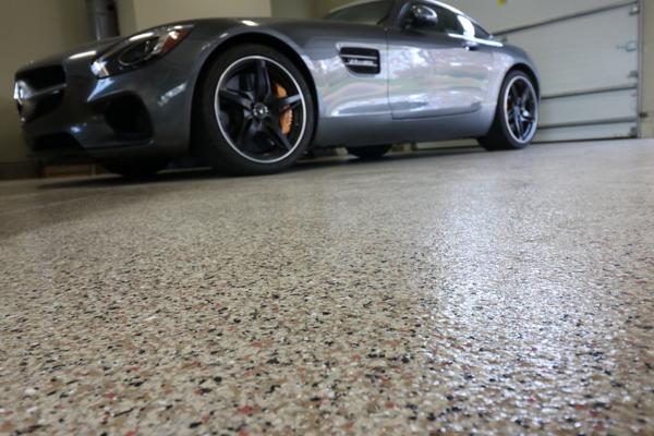 garage epoxy floor orange county
