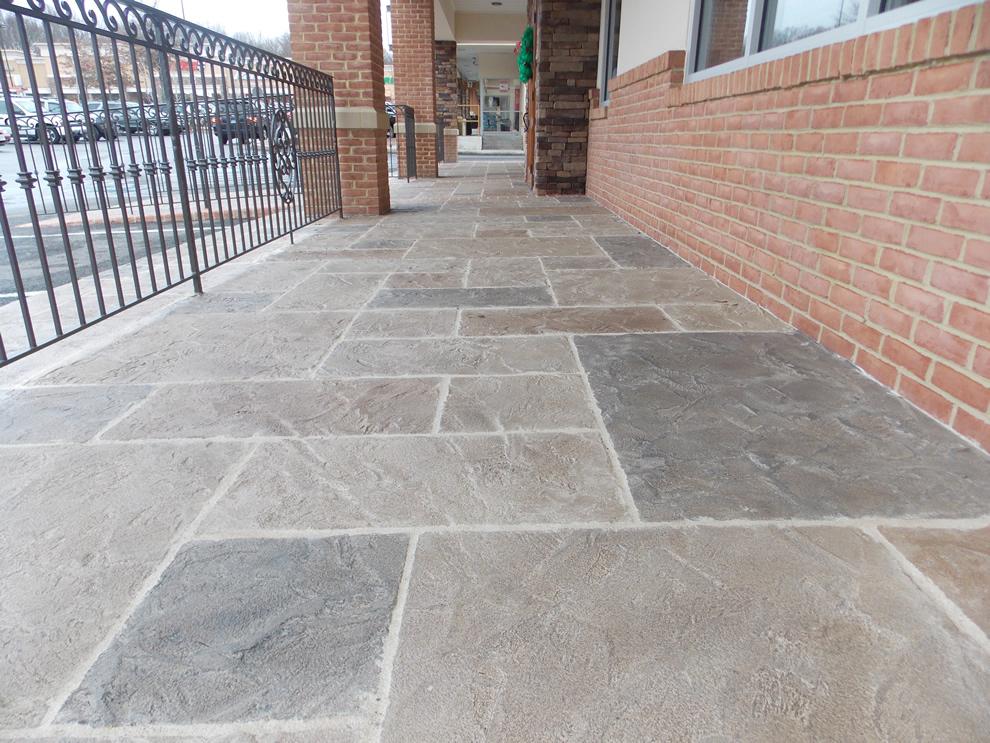 Premium Stamped Concrete Overlays Orange County 714 563