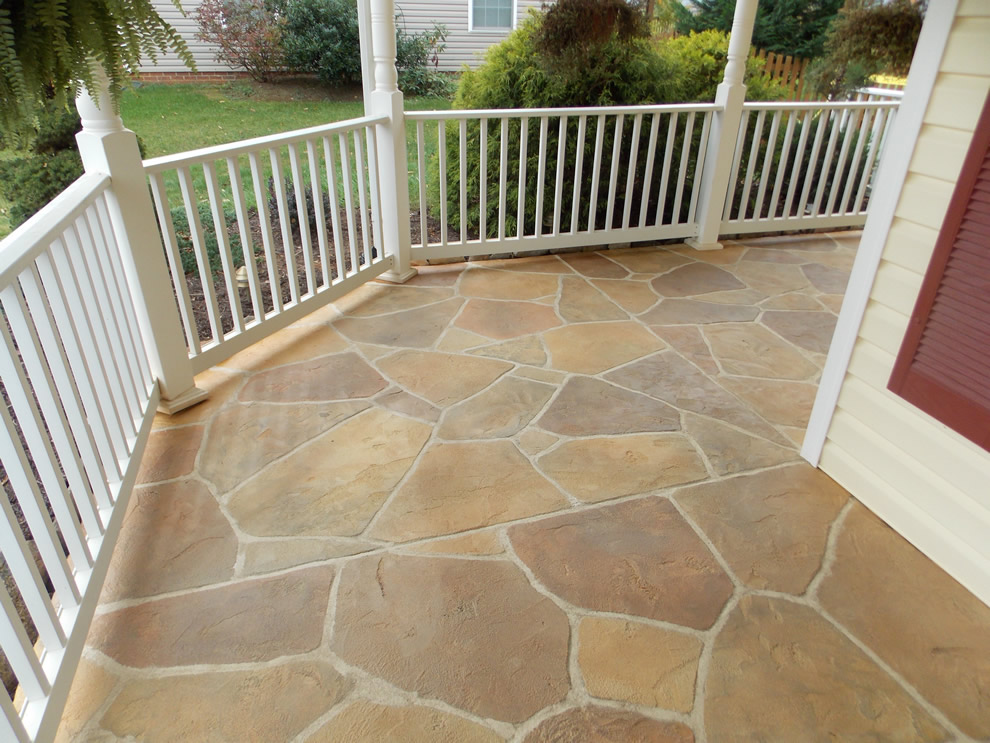 Stamped Concrete Services In Orange County Ca 714 563 4141