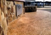 stamped concrete coating orange county