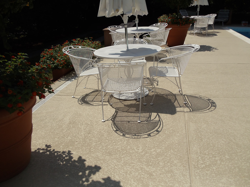 acrylic concrete coating orange county