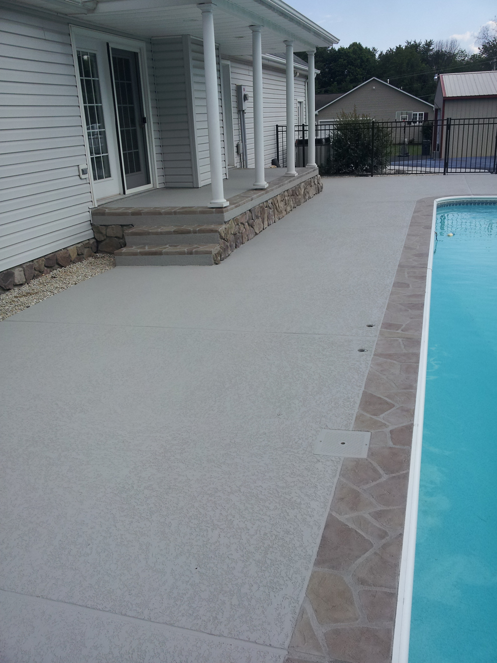 pool deck repair orange county