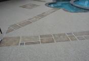 acrylic cement coating pool deck