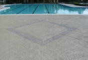 spray texture pool deck