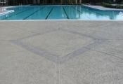spray texture pool deck