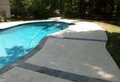 slip resistance pool deck