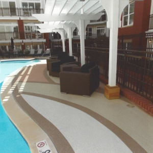 commercial pool deck refinishing orange county