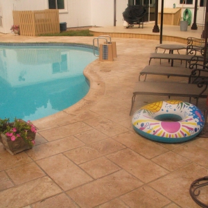 concrete pool deck coating