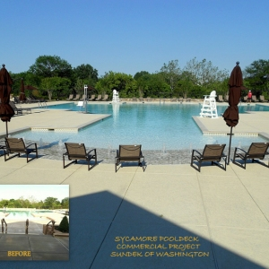 commercial pool deck overlay orange county