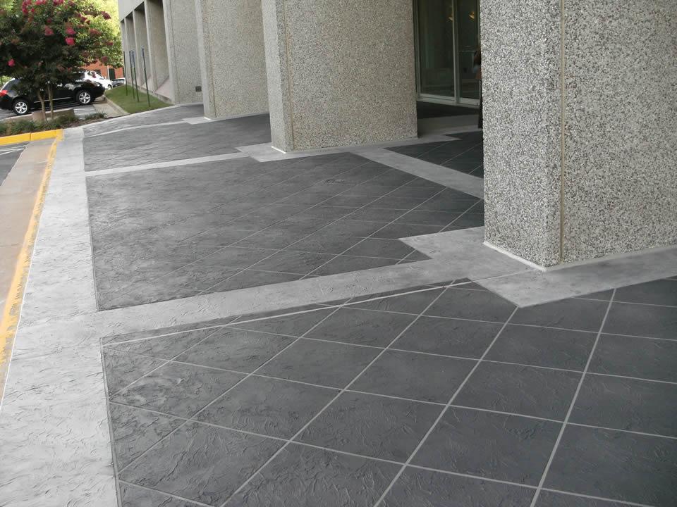 decorative concrete services orange county