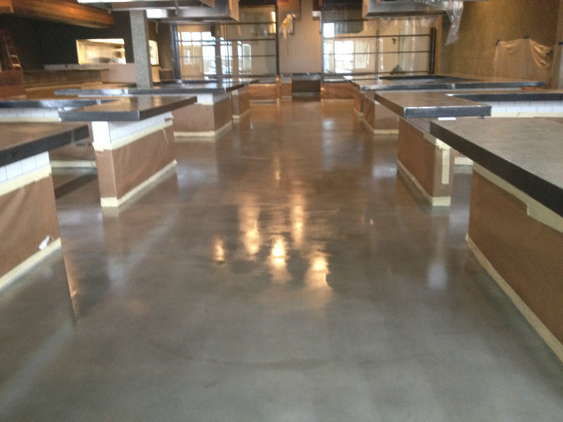 Stained Concrete Contractors In Orange County 714 563 4141