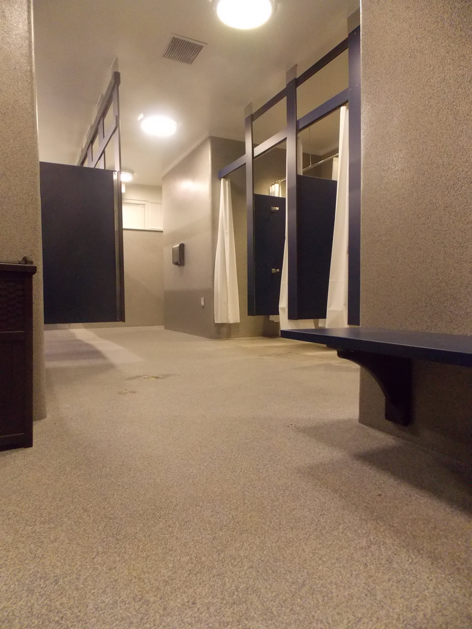 commercial decorative concrete coating