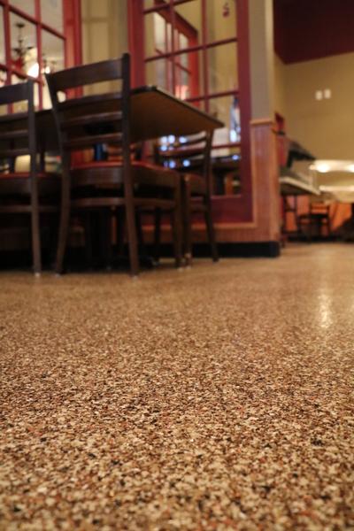 commercial floors orange county