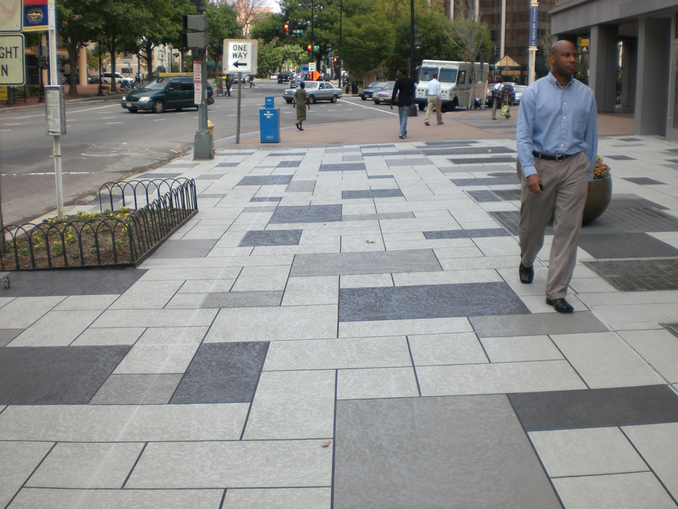 concrete sidewalk resurfacing