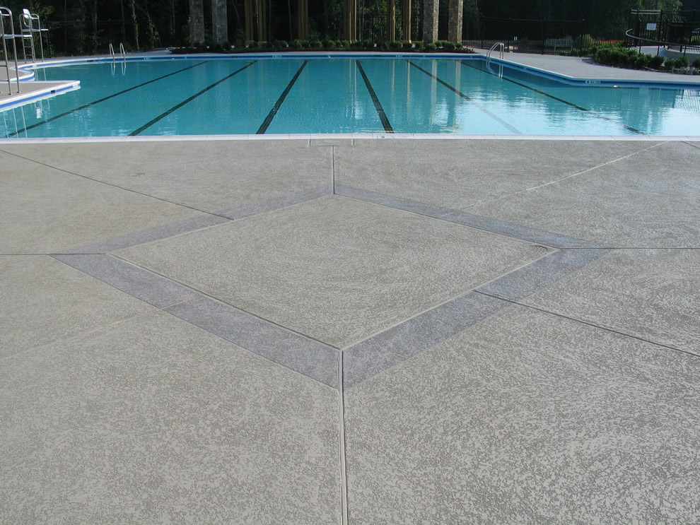 Sundek Classic Texture Orange County Concrete Coating