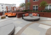 commercial decorative concrete orange county