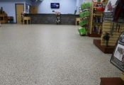 commercial epoxy floor orange county