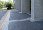 commercial decorative concrete contractor