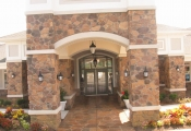 commercial front entry resurfacing orange county