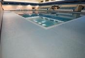 orange county commercial pool deck