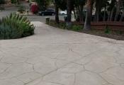 stamp concrete contractor orange county