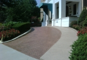 concrete driveway repair orange county ca