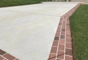 concrete driveway repair orange county