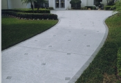 concrete driveways orange county ca