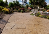 stamp concrete contractor orange county
