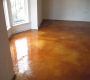 concrete staining floor