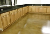 concrete staining orange county