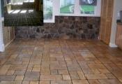 limestone-coating-interior-floor