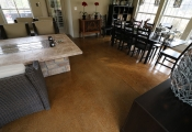 orange county concrete staining