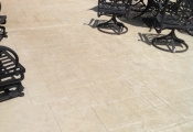stamped concrete patio orange county