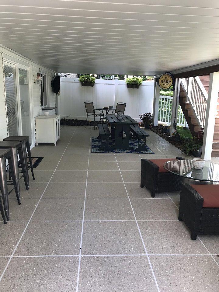 Seasoned Orange County Concrete Patio Company