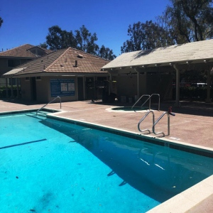 resurfacing swimming pool deck orange county