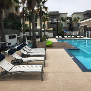 swimming pool deck resurfacing oc
