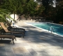 limestone pool decking orange county