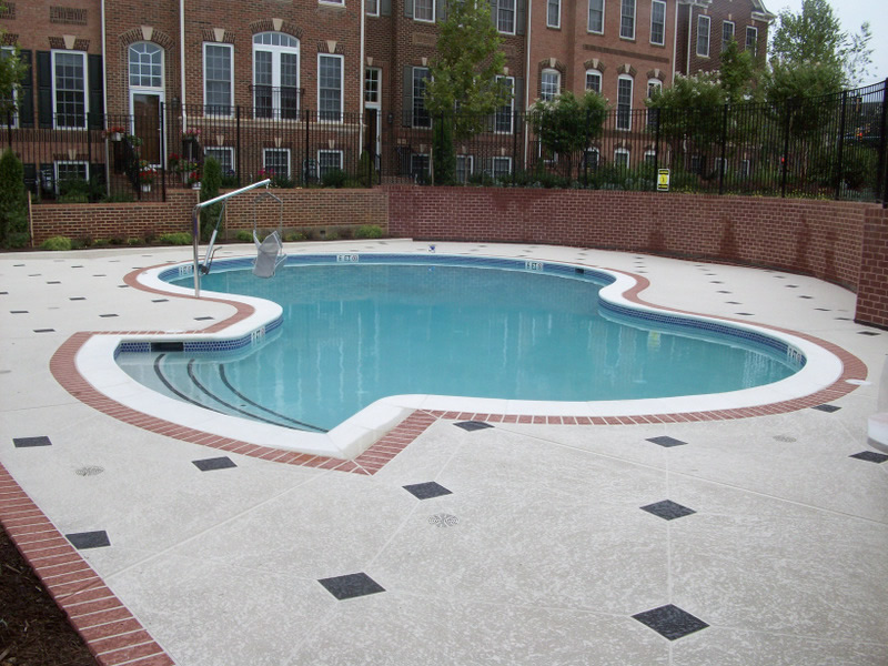 concrete pool deck overlays orange county