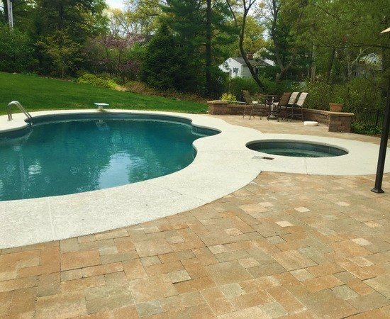 1 pool decking contractor orange county call 714 563 4141 for Pool resurfacing
