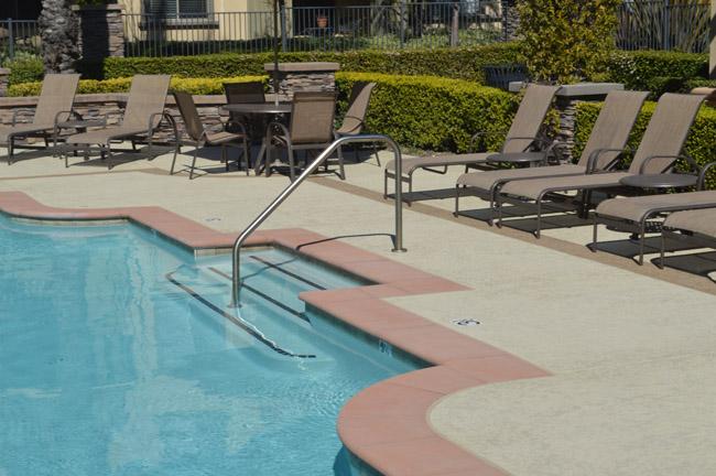 pool deck resurfacing