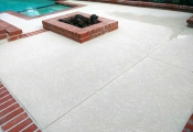 commercial pool deck overlay
