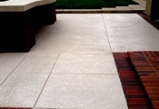commercial decorative concrete swimming pool decks