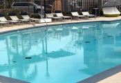 commercial pool deck swimming contractor