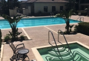 commercial swimming pool deck restoration oc
