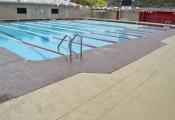 cool pool deck