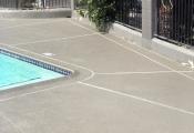 pool decking oc