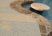 pool decking orange county