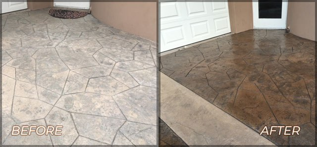 stamped-and-astained-exterior-concrete-floor